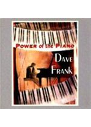 Dave Frank - Power Of The Piano [European Import]