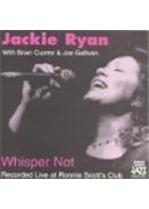 Jackie Ryan - Whisper Not