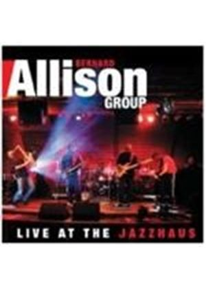 Bernard Allison - Live At The Jazzhaus (Music CD)