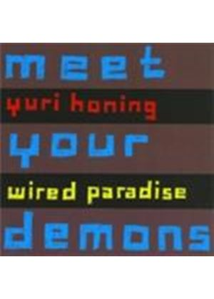 Yuri Honing's Wired Paradise - Meet Your Demons (Music CD)
