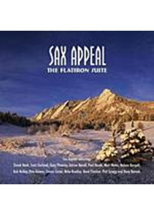 Sax Appeal - The Flatiron Suite (Music CD)