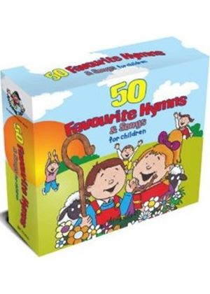 Childrens - 50 Favourite Hymns And Songs (3xCD)