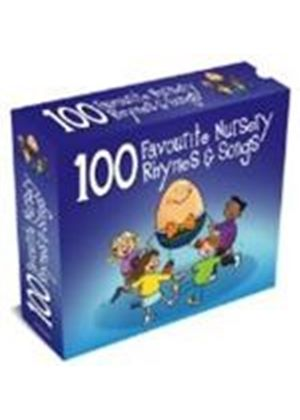 100 Favourite Nursery Songs And Rhymes - 100 Favourite Nursery Songs And Rhymes