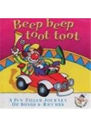 Various Artists - Beep Beep Toot Toot