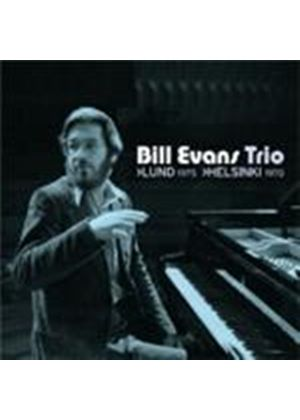 Bill Evans Trio (The) - Lund 1975/Helsinki 1970 (Live) (Music CD)