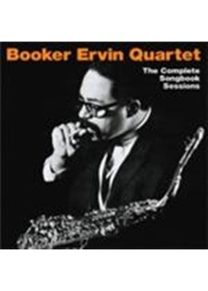 Booker Ervin Quartet (The) - Complete Songbook Sessions, The (Music CD)