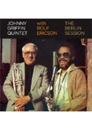 Johnny Griffin Quintet - Berlin Session, The (Music CD)