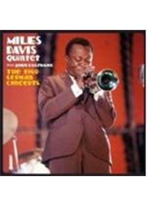 Miles Davis Quintet & John Coltrane (The) - 1960 German Concerts, The (Music CD)