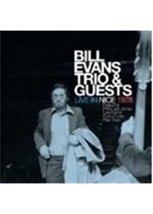Bill Evans Trio (The) - Live In Nice 1978 (Music CD)