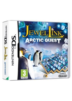 Jewel Link - Arctic Quest (Nintendo DS)