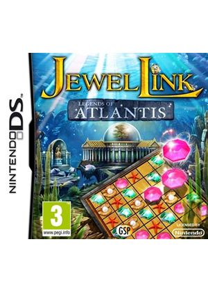 Jewel Link: Legends of Atlantis (Nintendo DS)