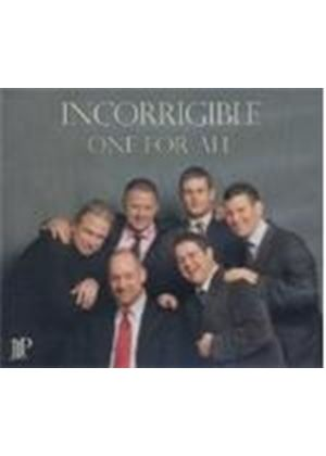 One For All - Incorrigible (Music CD)