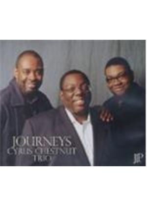 Cyrus Chesnut Trio - Journeys (Music CD)
