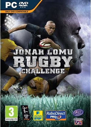 Jonah Lomu Rugby Challenge (PC)
