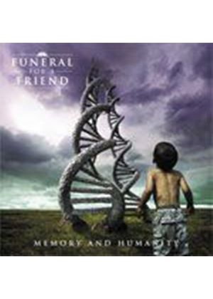 Funeral For A Friend - Memory and Humanity (Music CD)
