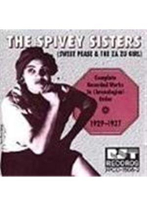 Spivey Sisters - Spivey Sisters 1929-1937, The