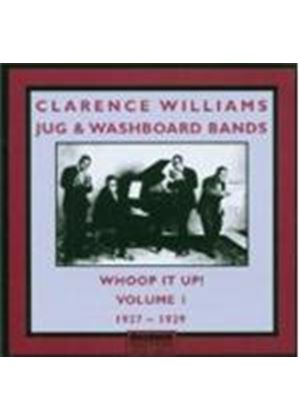 Clarence Williams Jug & Washboard Bands - Whoop It Up 1927-1929 Vol.1