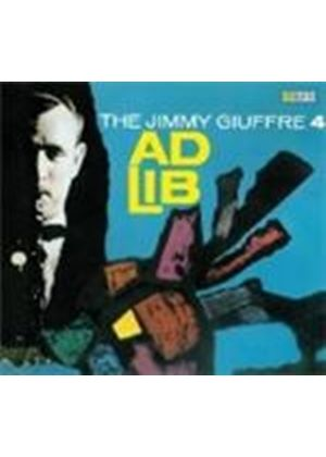 Jimmy Giuffre - Ad Lib (Music CD)
