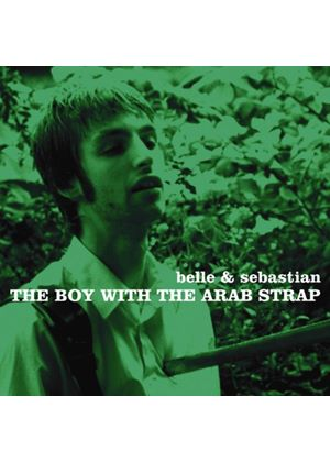 Belle And Sebastian - The Boy With The Arab Strap (Music CD)