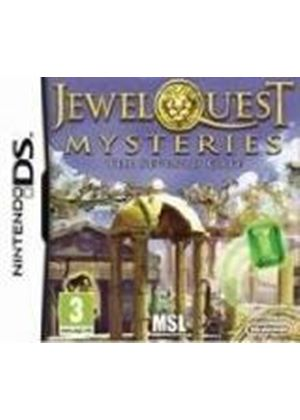 Jewel Quest Mysteries 3 - The Seventh Gate (Nintendo DS)