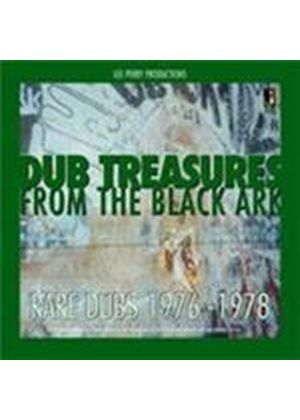 Lee Perry - Dub Treasures From The Black Ark (Music CD)