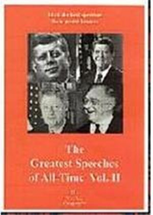 Great Speeches Of All Time Vol.2