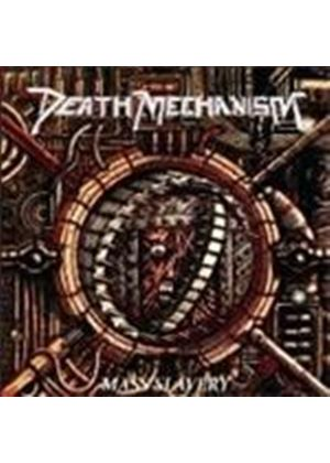 Death Mechanism - Mass Slavery (Music CD)