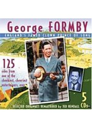 George Formby - Englands Famed Clown Prince Of Song (Music CD)