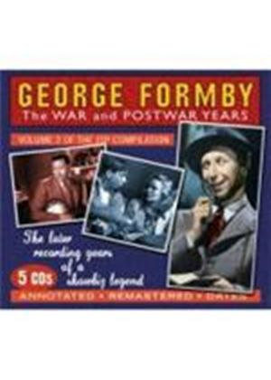 George Formby - War And Post-War Years, The (The Later Recording Years Of A Showbiz Legend)