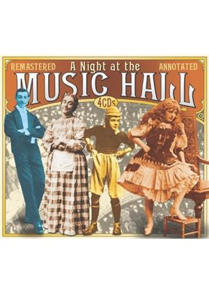 Various Artists - A Night At The Music Hall (Music CD)