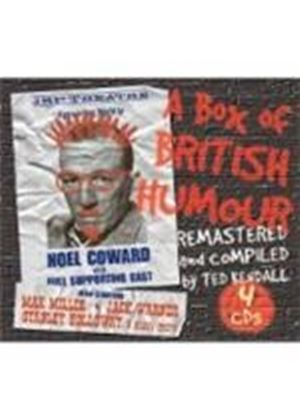 Various Artists - Box of British Humour, A