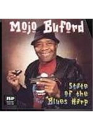 Mojo Buford - State Of The Blues Harp