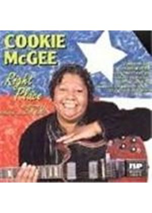 Cookie McGee - Right Place