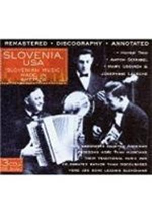 Various Artists - Slovenia USA (Music CD)