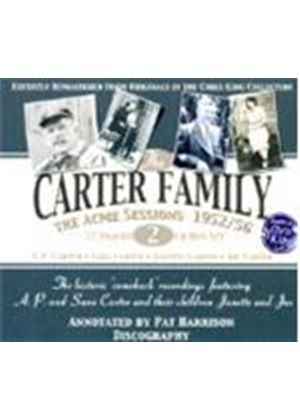 The Carter Family - The Acme Sessions 1952 - 1956 (Music CD)
