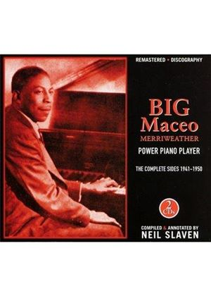 Big Maceo - Complete Sides 1941-1950 (Music CD)