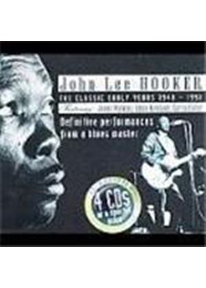 John Lee Hooker - Classic Early Years 1948-1951, The