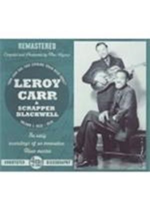 Leroy Carr And Scrapper Blackwell - Volume 1: 1928 - 1934: How Long Blues