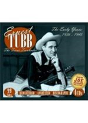 Ernest Tubb - Early Years 1936-1945, The (Music CD)