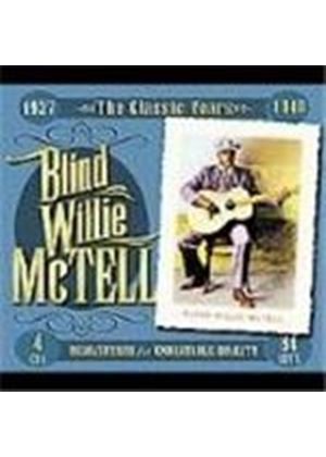 Blind Willie McTell - Classic Years 1927-1940, The