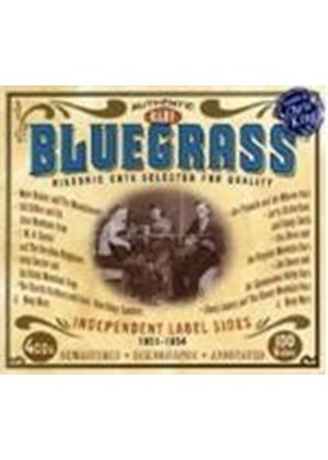 Various Artists - Authentic Rare Bluegrass
