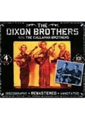 Dixon Brothers - Dixon Brothers, The (Music CD)