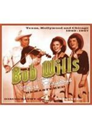 Bob Wills - Texas Hollywood And Chicago 1940-1947 (Music CD)