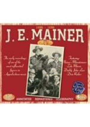 J.E. Mainer - Early Years, The (1935-1939) (Music CD)