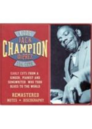 Champion Jack Dupree - Early Cuts (Music CD)