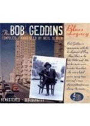 Various Artists - Bob Geddine Blues Legacy, The (Music CD)
