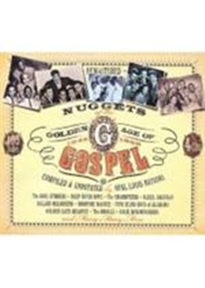 Various Artists - Nuggets From The Golden Age Of Gospel (Music CD)