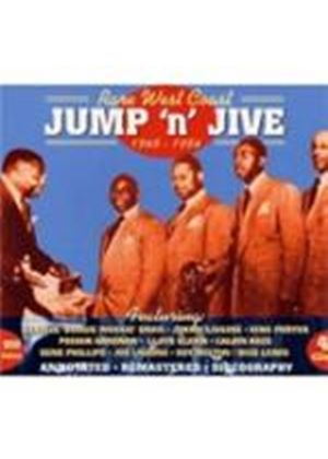 Various Artists - Rare West Coast Jump 'N' Jive (Music CD)