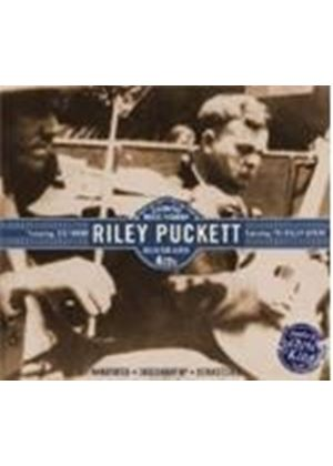 Riley Puckett - Country Music Pioneer (Music CD)