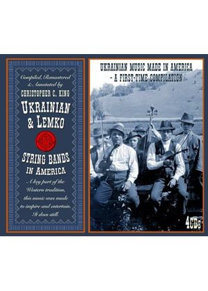 Various Artists - Ukranian & Lemko String Bands in America
